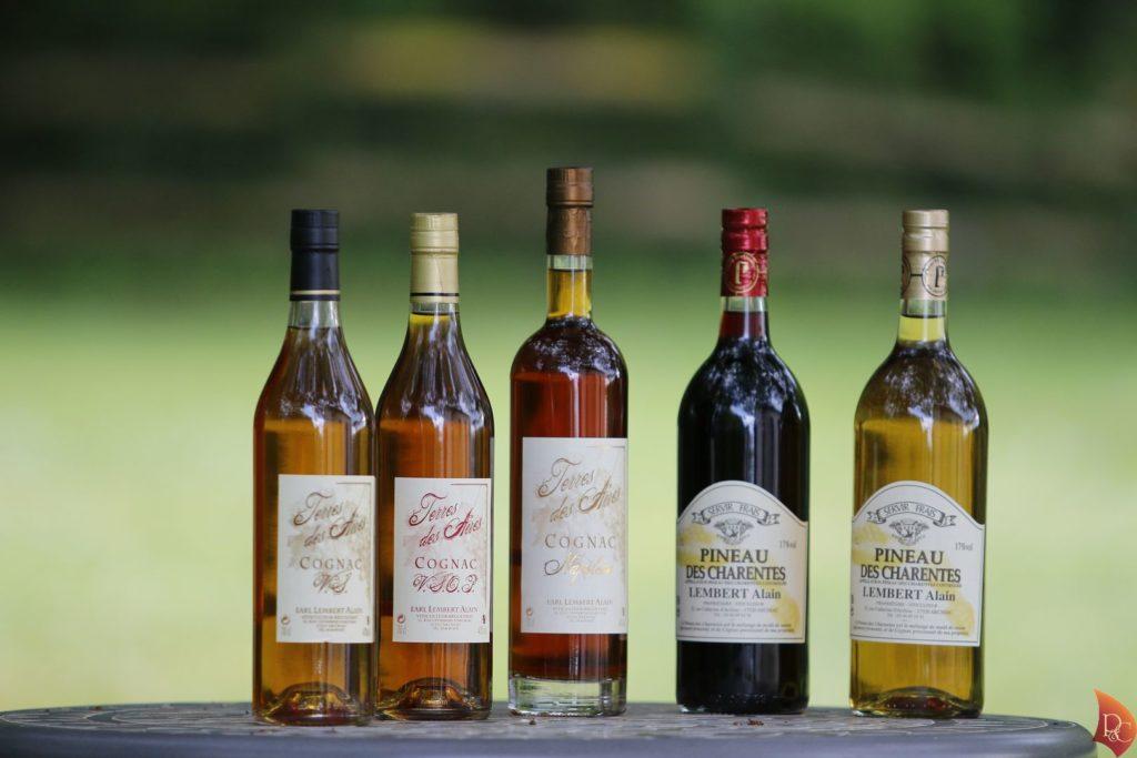 P&C Gamme Pineau des Charentes Cognac
