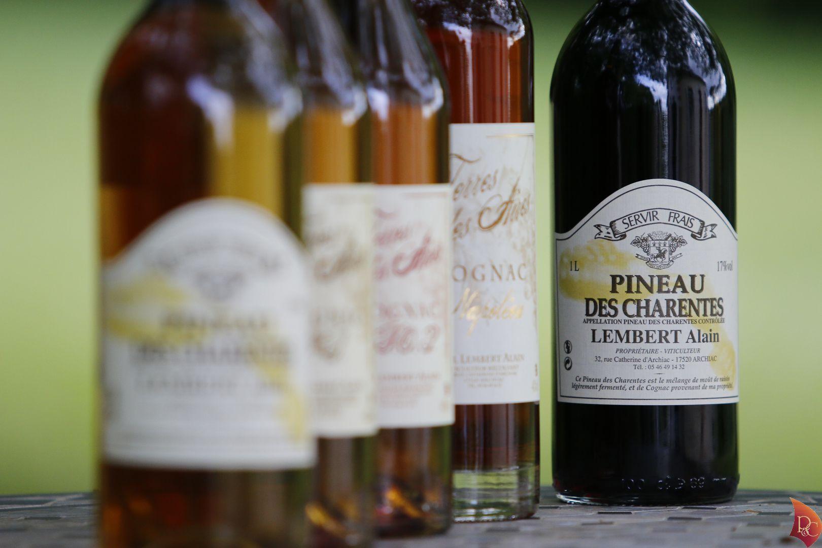 P&C Pineau des Charentes rouge