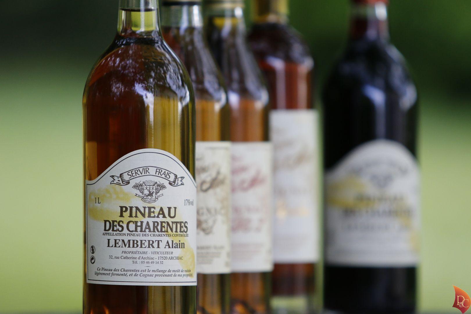 P&C Pineau des Charentes blanc